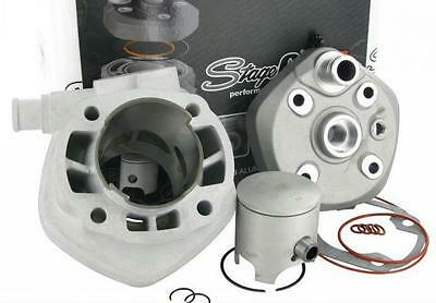 S6-7416608 Gruppo Termico Stage6 Racing 70Cc D.47,6 Mbk Mach G 50 2T Lc Sp.12 Al
