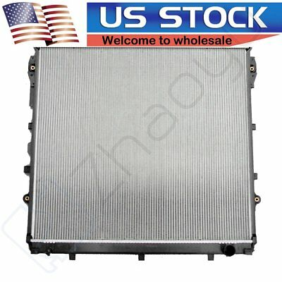 Brand New Radiator for 07-13 Toyota Tundra 08-13 Sequoia 4.6 5.7 V8 Fits CU2994