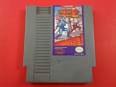 Mega Man 2 [Game Only] (Nintendo NES) Cleaned, Tested & Working