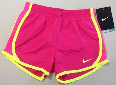 NWT Girl's Nike DRI-FIT Tempo Short 327358-A3G Size 6  MSRP $25