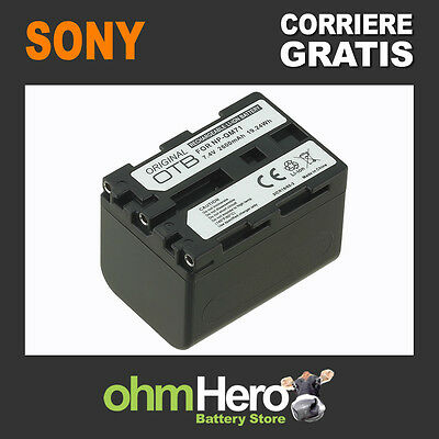 Batteria Hi-Quality per Sony DCR-TV480