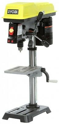 Drill Press with Laser, Ryobi 10, Five Speed Settings, LED, Workshop Power Tool