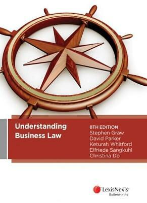 NEW Understanding Business Law, 8th Edition By S Graw Paperback Free Shipping