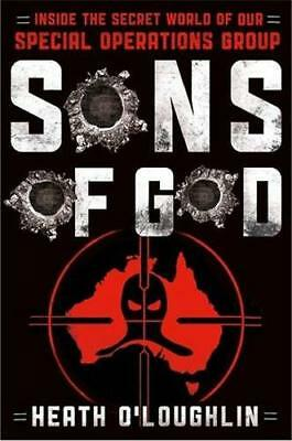 NEW Sons of God By Heath O'Loughlin Paperback Free Shipping
