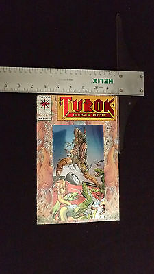 Turok Dinosaur Hunter #1 Valiant Comics 1993