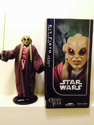 Star Wars Sideshow 1:6 scale Kit Fisto Order of the Jedi