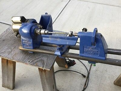 DML24/C Record Power Drillmaster Wood turning lathe LOCAL Pick Up only.