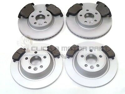 Range Rover Evoque 2011-2015 Front & Rear Brake Discs And Pads Set New