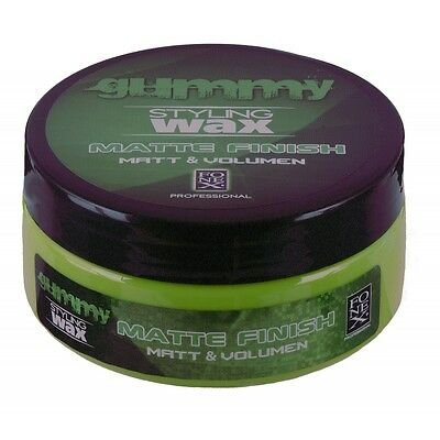 6er Set Fonex Gummy Styling Wax Matte Finish 6x150ml = 900ml