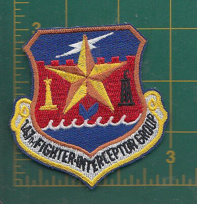 Authentic Air Force USAF 147th Fighter Interceptor Group, Ellington AFB, F-4