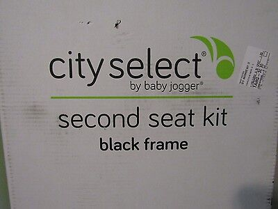 Baby Jogger City Select Second Seat Kit, Blue, New, Free Shipping