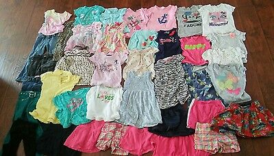 Huge Girls Clothing Lot, 51 Pieces, size 5