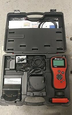 Snap On Tools TPMS3 with TPM Bench Test Box