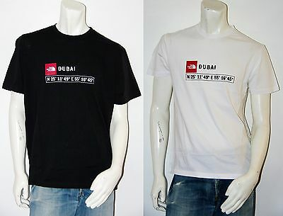 81ee16d63 THE NORTH FACE Men's GPS Dubai Sort Sleeve T-Shirt