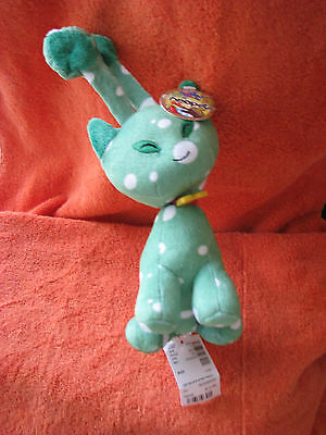 NEW NWT Neopets Neopet Speckled Aisha 9 in tall plushie