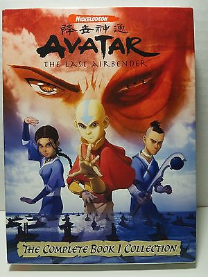 Avatar: The Last Airbender - Book 1: Water - The Complete Collection (DVD, 2006)