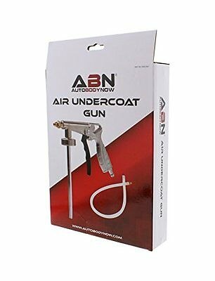 ABN Air Undercoating Gun - Flexible Nozzle to Spray Vehicle Undercarriage