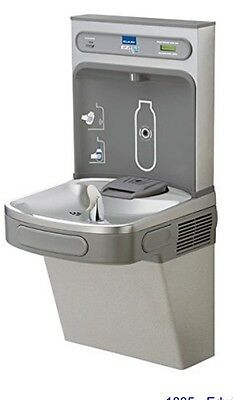 ELKAY LZS8WS Filtered Water Cooler Only Doesn't Include Bottle Filler