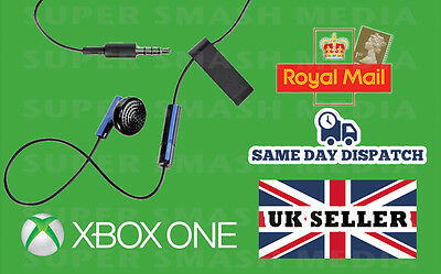 Xbox One Chat Headphone Earphone With Mic Controller Headset - New