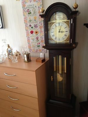 Westminster Chimes Grandmother Clock