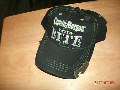 Captain Morgan Rum Hat Cap NWOT Free Shipping!
