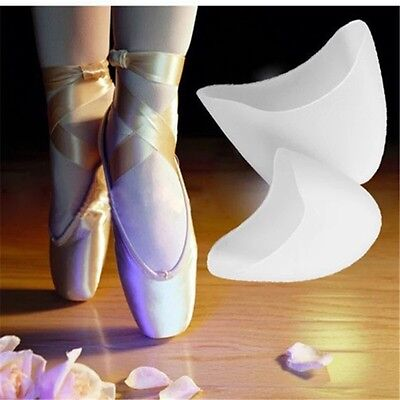 Soft Gel toe pads W/ Holes For ballet pointe shoes FREE shipping from the USA!!!