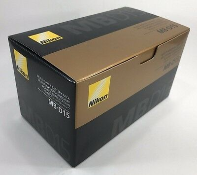 Nikon MB-D15, Multi Battery Power Pack / Grip for D7100  D7200 Digital Camera