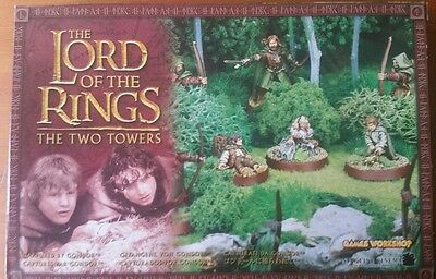 Lord of the Rings Boxed Figures metal Captured by Gondor 9 pces Games Workshop