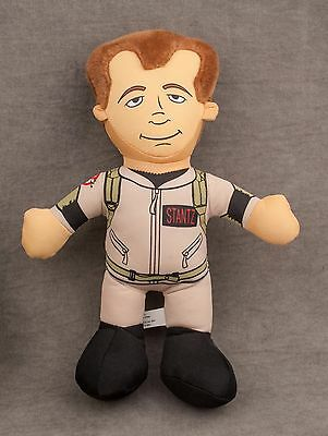"GHOSTBUSTERS plush 11"" doll STANTZ toy factory 2011"