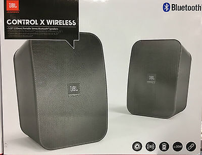 jbl control 2 4g wireless musikboxen subwoofer lautsprecher funklautsprecher neu eur 45 00. Black Bedroom Furniture Sets. Home Design Ideas
