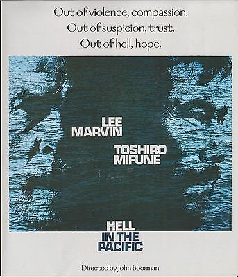 Hell in the Pacific (1968) BLU-RAY Region A Only DISC -  Free shipping