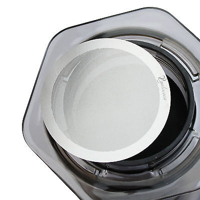 Coffee Filter for AeroPress Metal Solid Stainless Steel  CoffeeMaker  Reusable