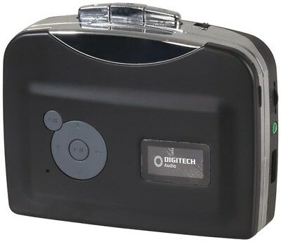 Cassette to MP3 Converter Simply insert your cassette tape, and your favourite U