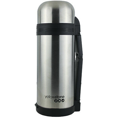 Stainless Steel Vacuum Thermos Flask 1.5L Insulated Thermos Flask