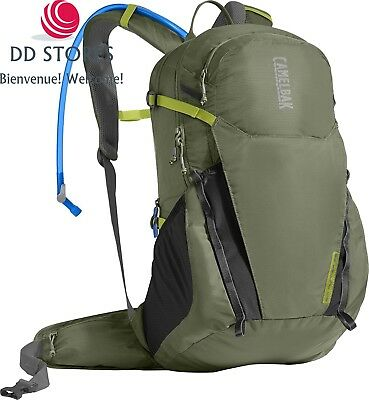 Camelbak Rim Runner 22 d'Hydration Sac d'Hydratation Mixte Adulte, Lichen...