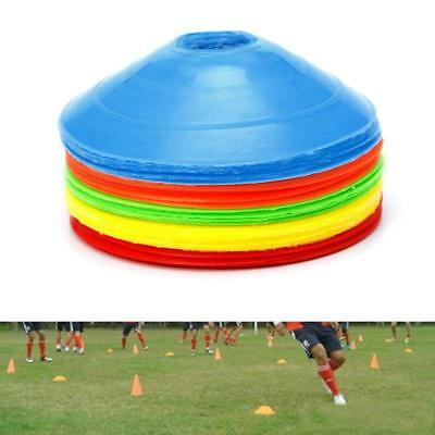 Football Rugby Sport Cross Training Space Marker Soccer Disc Cone Saucer - CB