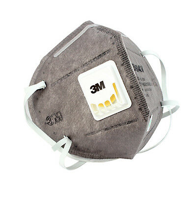 PM2.5 Activated carbon respirator Folding protection face mask 3M 9042V