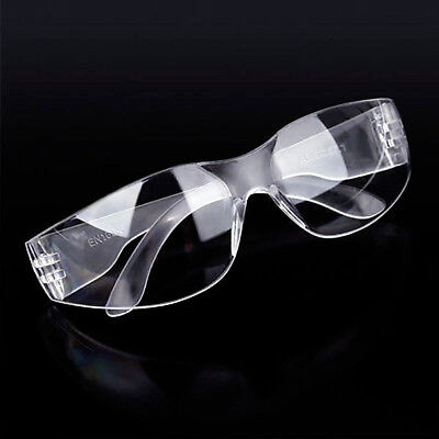 Eye Protective Goggles Safety Vented Lab Glasses Protection Anti Fog Clear Cool