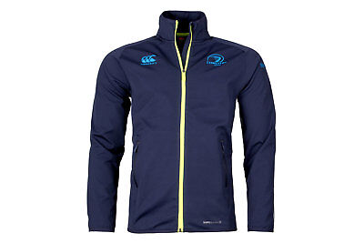 Canterbury Mens Leinster 2017/18 Players Anthem Rugby Jacket Long Sleeve Sports