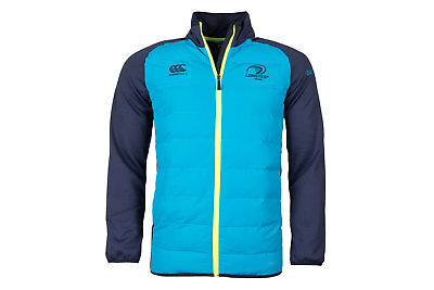 Canterbury Mens Leinster 2017/18 Thermoreg Hybrid Rugby Jacket Long Sleeve Sport