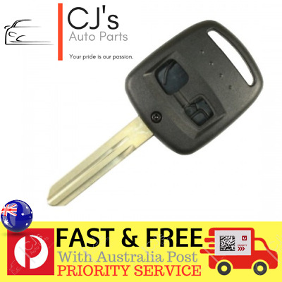 Subaru 2 Button Remote Key blank Shell to Suit Outback Legacy Forester