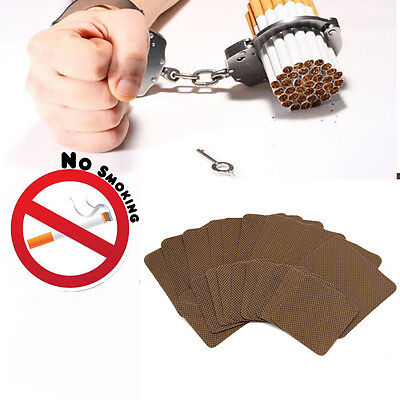Anti-Smoking Patches Quit Smoke Cigarette 1 Months Supply Pack of 30