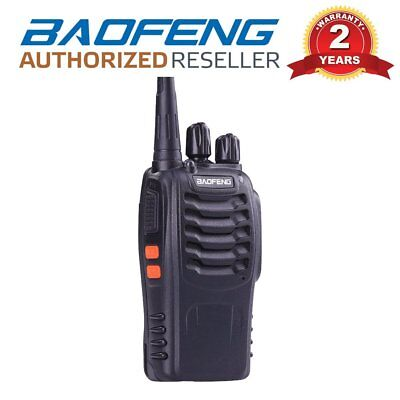 Baofeng BF-888S UHF/VHF Walkie Talkie Two Way FM HAM Radio + Free Earpiece AU