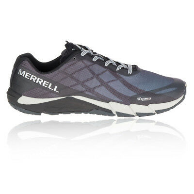 Merrell Bare Access 5 Mens Grey Trail Running Road Sports Shoes Trainers