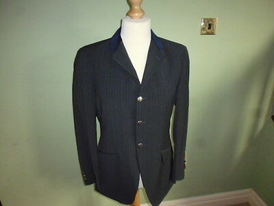 Cavallo Grannus men's anthracite grey competition show jacket size 48 or UK 38""