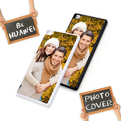 Personalised Phone Case for Huawei P Series * Custom Photo Picture Phone Cover