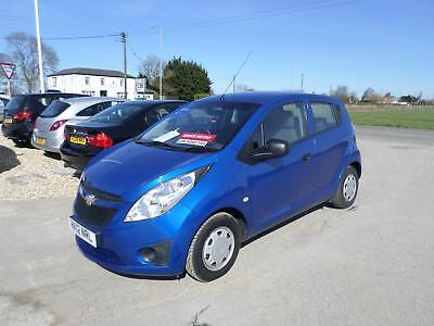 2012 (12) Chevrolet Spark 1.0 + (£30 a year road tax)