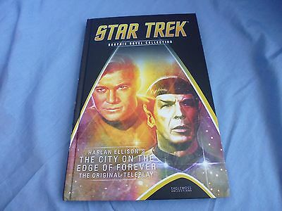 Star Trek Graphic Novel  Volume 2 The city on the edge of forever  Eaglemoss
