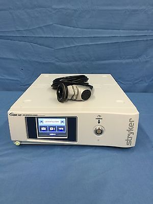 Stryker 1488 HD Endoscopy Camera System, CMOS Camera Head & Coupler