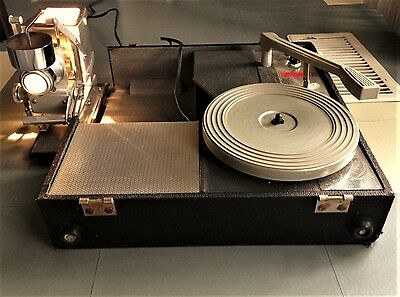 Rare Picturephone by McClure-Vintage Phonograph & Projector